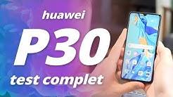 TEST HUAWEI P30 : Un MEILLEUR CHOIX que le P30 Pro !