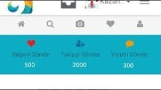 instagram takipçi hilesi günde 6k  (yüksek kredili siteler)