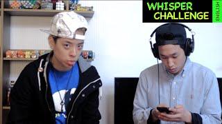 Whisper Challenge | English Version