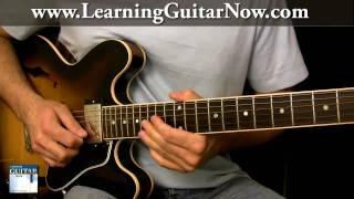 Jimi Hendrix Blues Guitar Lesson - Voodoo Chile Style