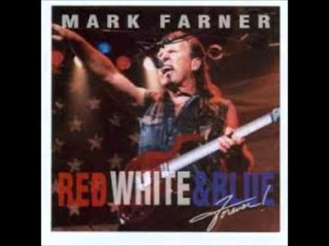 Red White and Blue - Mark Farner