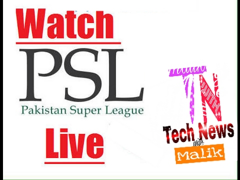 HOW TO WATCH LIVE PSL ON MOBILE ,BEST ANDROID APP