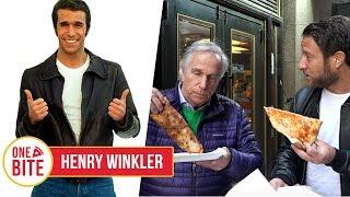 (Henry Winkler) Barstool Pizza Review - Big Al's