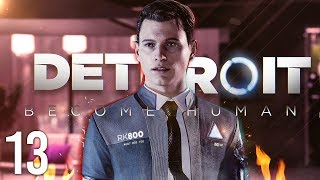 Hank... | Detroit: Become Human [DRUGA SERIA] [#13]