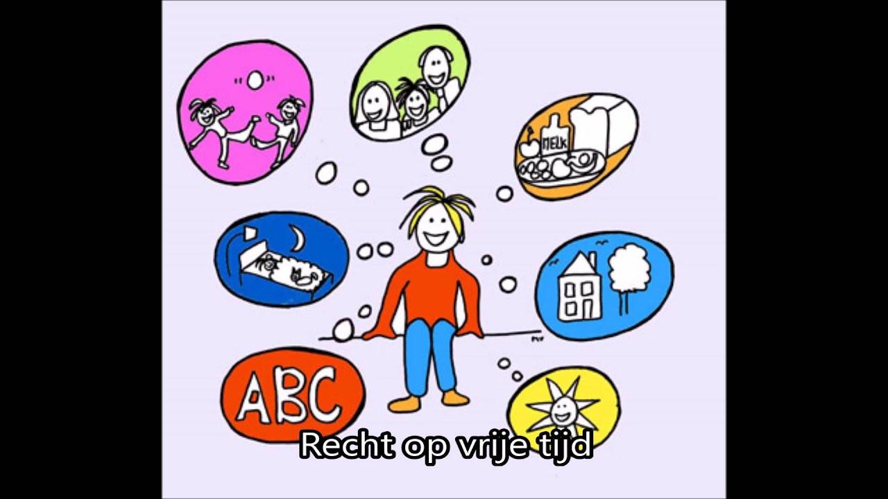 Top 5 Kinderrechten.Lied Kinderrechten Poelbos Jette