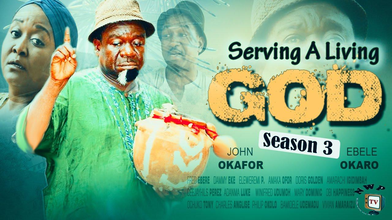 Download Serving A Living God Season 3 - 2016 Latest Nigerian Nollywood Movie