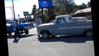 CALLEJEROS CAR CLUB CHAPTER ONE X-MAS / 1ST TOY DRIVE