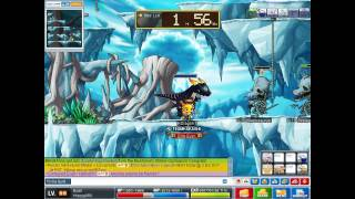 How to Train Your Dragon: GMS - Windia- Maplestory Evan lvl 80,90,100, and 120!!