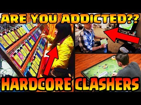 Top 10 Signs that You're Addicted to Clash of Clans [CoC] | 10 Things that Hardcore Clashers Do!