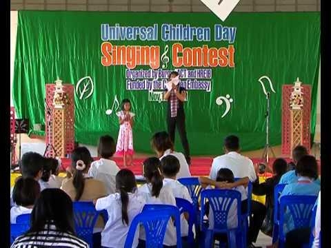 Universal Children Day Singing Contest, Nov 2011