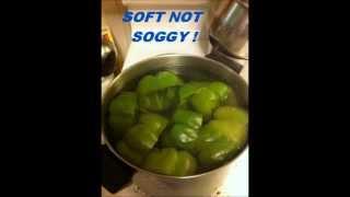 Quick & Easy Stuffed Peppers 30-45min Yummy Yum Yum!
