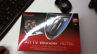 DIAMOND TV ATI Wonder HD 750 USB