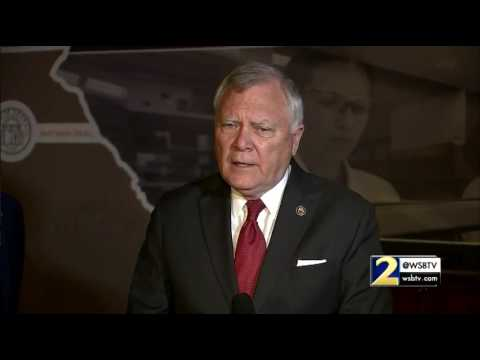 RAW: Governor Deal talks about fire on interstate 85