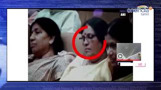 MLAs caught sleeping in Lucknow's Lok Bhawan