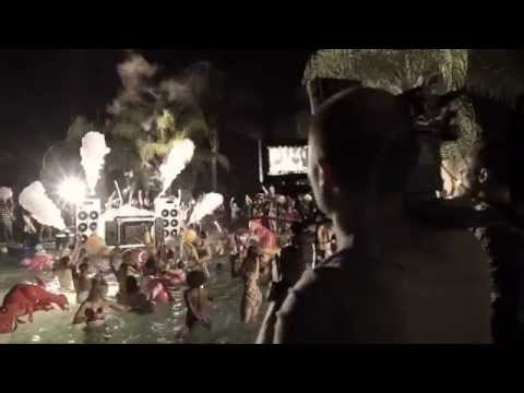 """CryoFX® went behind the Scenes of the Filming of """"the Hum"""" By Dimitri Vegas & Like Mike"""