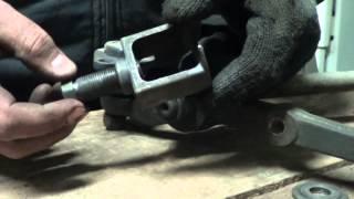 Тюнинг подвески (сайлентблоки SS20). Ремонт подвески ваз-2114.(Этот ролик обработан в Видеоредакторе YouTube (https://www.youtube.com/editor), 2016-03-17T10:40:08.000Z)