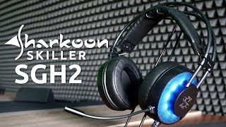 UNBOXING -  SHARKOON SGH2