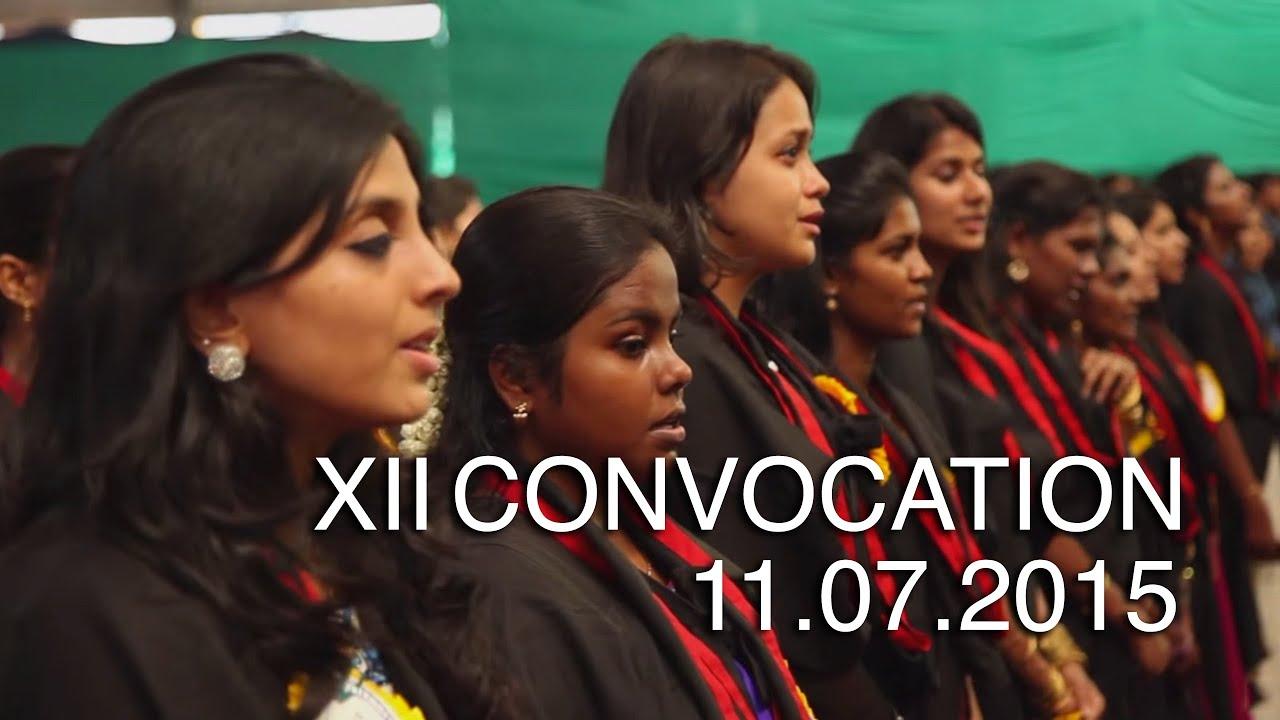 karunya university anthem song