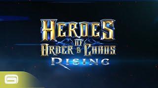 HOC: Rising new menu teaser