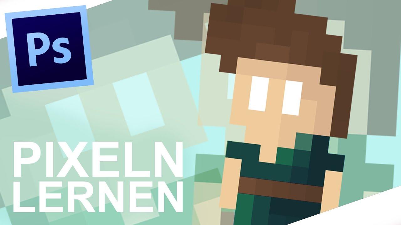 Pixeln Lernen Für Anfänger In Photoshop Kreativpictures German