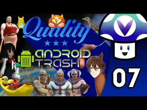 [Vinesauce] Vinny - Quality Android Trash (part 7)