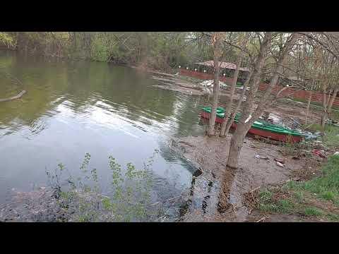 Семикаракорск Разлив дона.