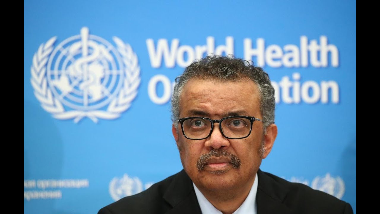 WHO's Tedros Adhanom Should be Tried for Crimes Against Humanity