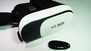 3D ОЧКИ Виртуальной реальности VR BOX типа Google CardBoard, Gear VR(VR BOX заказывал здесь: http://goo.gl/W41igb Такие же, но дешевле: https://goo.gl/ehgqrJ ➤ Получите скидки до 17% при заказах в 962..., 2016-07-23T14:30:00.000Z)
