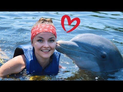 Было ОЧЕНЬ страшно! Плавание с дельфинами, водопады, город Тринидад