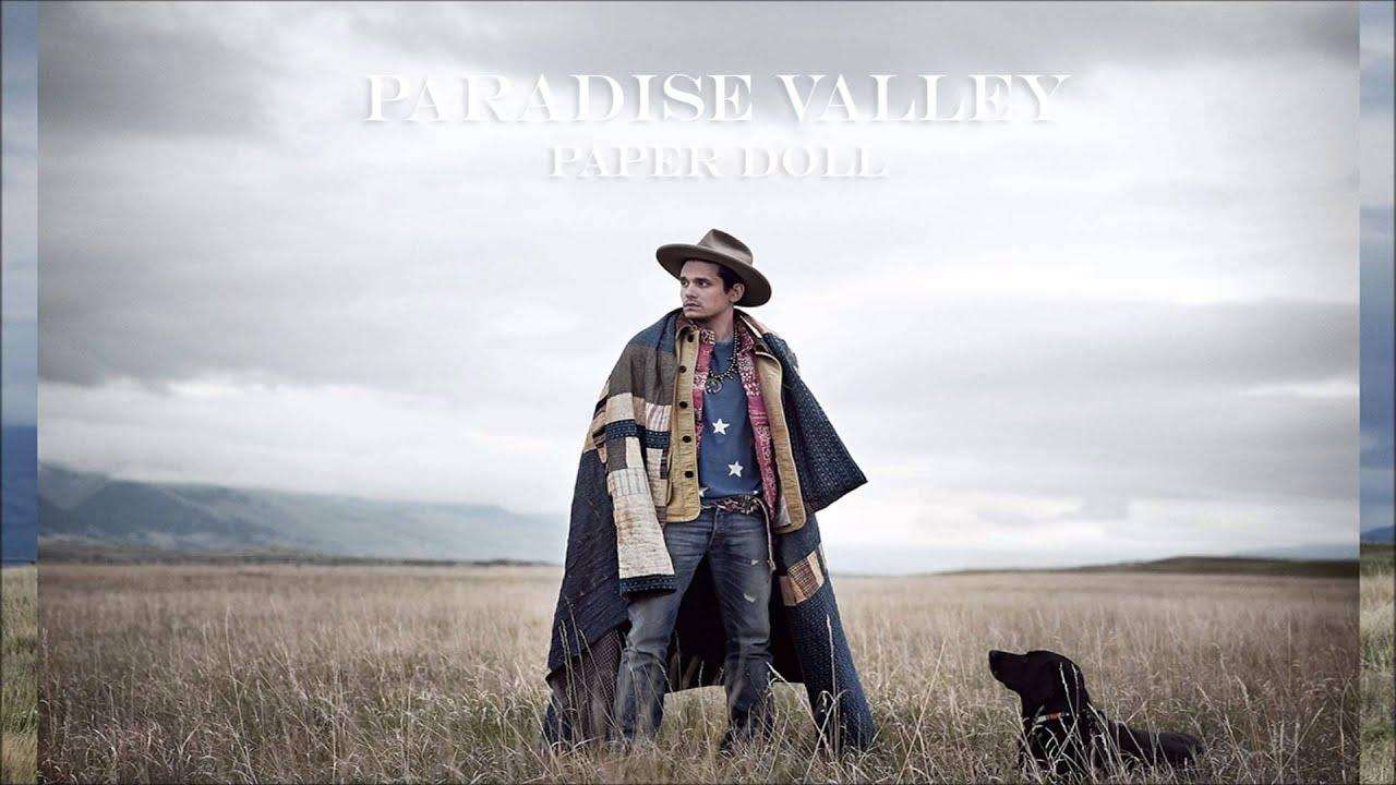 John Mayer - Paper Doll - YouTube