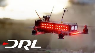 The 2017 Finals | Drone Racing League | VLOG
