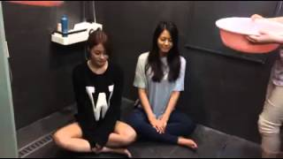 Video AOA YuNa and SeolHyun in Ice Bucket Challenge download MP3, 3GP, MP4, WEBM, AVI, FLV Desember 2017