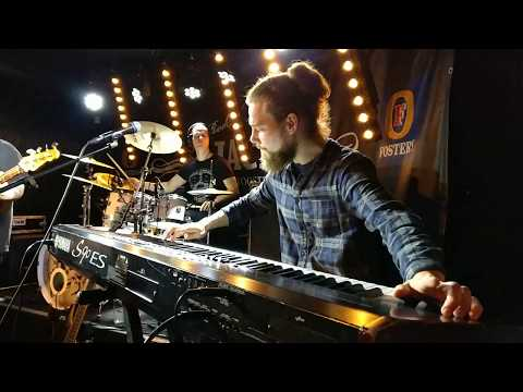 Fireproven - New Born Truth (Keyboard Solo by Ilari Hannula) 2017, Jack the Rooster, Tampere