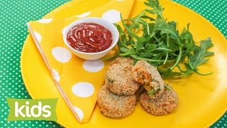 Veggie Nuggets Recipe - Gluten Free