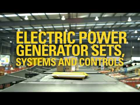 Cat® Energy and Power Systems | Power Where You Need It