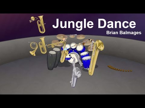 Jungle Dance - Brian Balmages (MIDIJam)