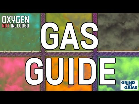 Beginner's Gas Guide Tutorial - Oxygen Not Included