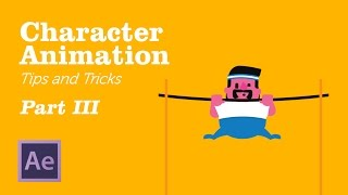 Charakter-Animation in AfterEffects - Tipps&Tricks-Kapitel 3