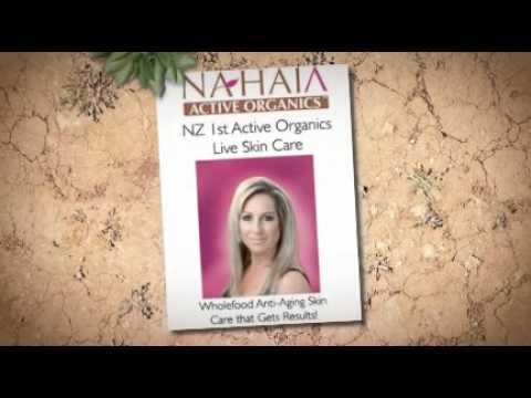 Organic Skin Care Products | Nahaia Active Organics