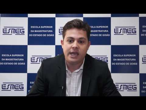 Juiz Guilherme Sarri aborda os métodos consensuais de solução de conflitos no Novo CPC
