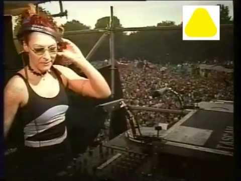 Abschlusskundgebung Loveparade 98 Berlin - Marusha Set (Live Mitschnitt VIVA)