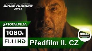 Blade Runner 2049 předfilm II.- 2048 Není úniku