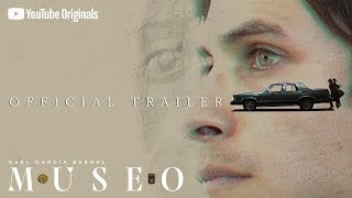 Museo - Official Trailer - Available December 19 thumbnail