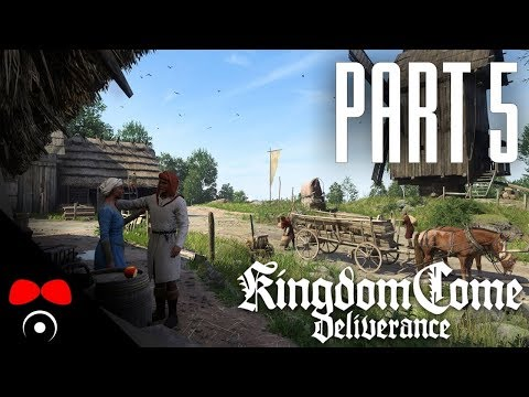 HOSPODSKÁ RVAČKA! | Kingdom Come: Deliverance #5