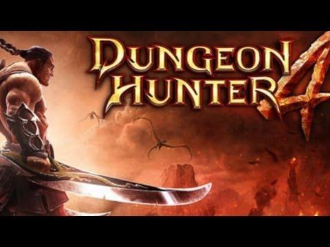 Dungeon Hunter 4 IPad Game