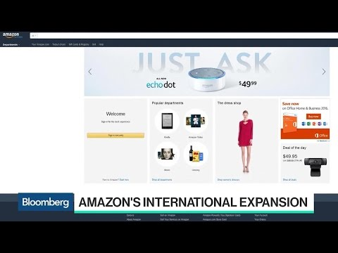 Dissecting Amazon's 1st-Qtr Earnings and Global Strategy
