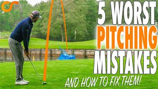 The 5 Worst PITĊHING MISTAKES & How To Fix Them