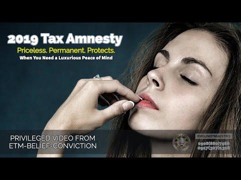 2019 Tax Amnesty, Accomplishing BIR Form Nos. 0621-DA & 2118-DA With Certificate Of Delinquencies