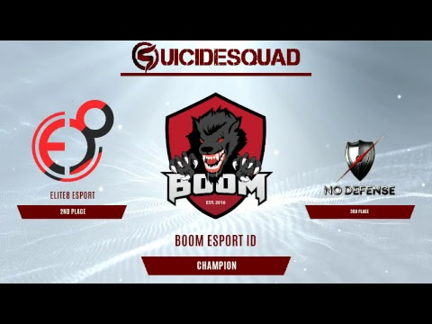 Suicide Squad Indonesia Online Tournament - GRAND FINAL!