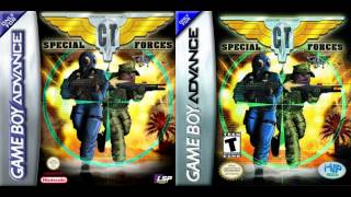 CT Special Forces GameBoy Advance Soundtrack by psykrapmadafaka